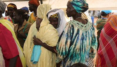 A special meeting of Misseriya and Dinka women