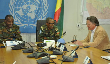 UNISFA condemns the attack on its peacekeepers