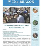 The Beacon is a UNISFA Newsletter for the months of October and November 2018.