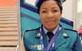 UNISFA peacekeeper selected as International Female Police Peacekeeper 2017