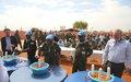 UNISFA reflects on the Rwanda genocide