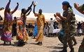 UNISFA celebrates International Women's Day