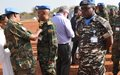 600 peacekeepers receive UN peace medals