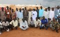 UNISFA hosts a joint Misseriya-Dinka post-migration conference