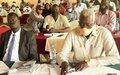 Ngok Dinka and Misseriya peace conference